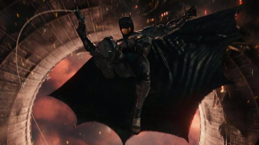 Ben Affleck, ¿Batman también en la pequeña pantalla?