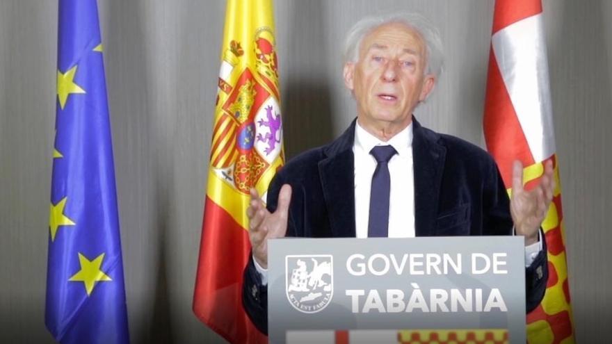 Boadella proposa un «referèndum» per crear l'«autonomia» de Tabàrnia el 12 d'octubre