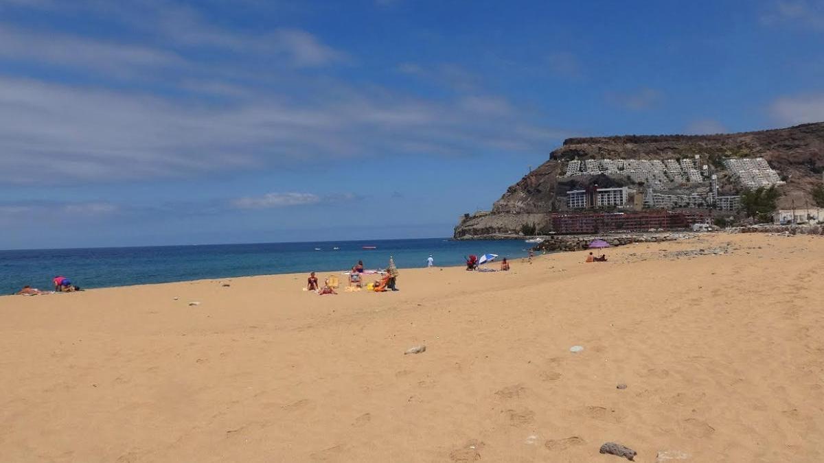 Playa de Tauro.