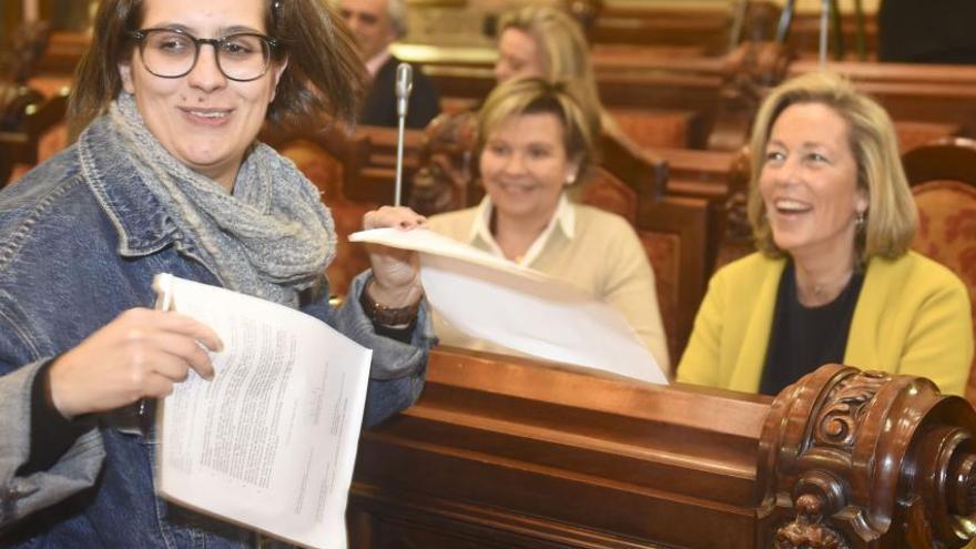 Unanimidad para facilitar la ampliación de la fábrica de Estrella Galicia en A Grela