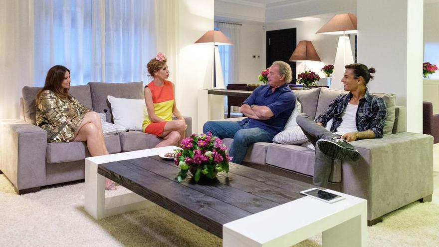 'Mi casa es la vuestra' confirma a sus invitados