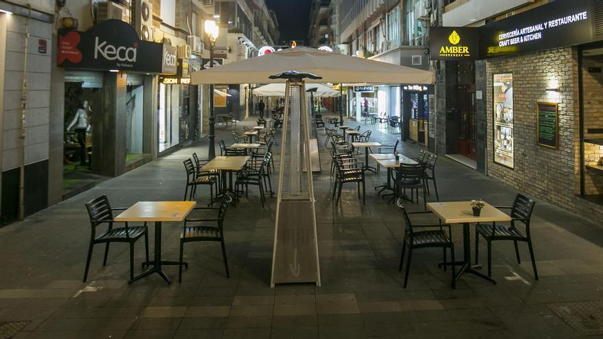 Compromís propone al Pleno de Alicante que reclame más restricciones contra el covid