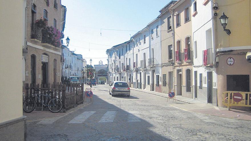 Oliva renova amb 341.057 euros un dels racons més singulars del nucli antic