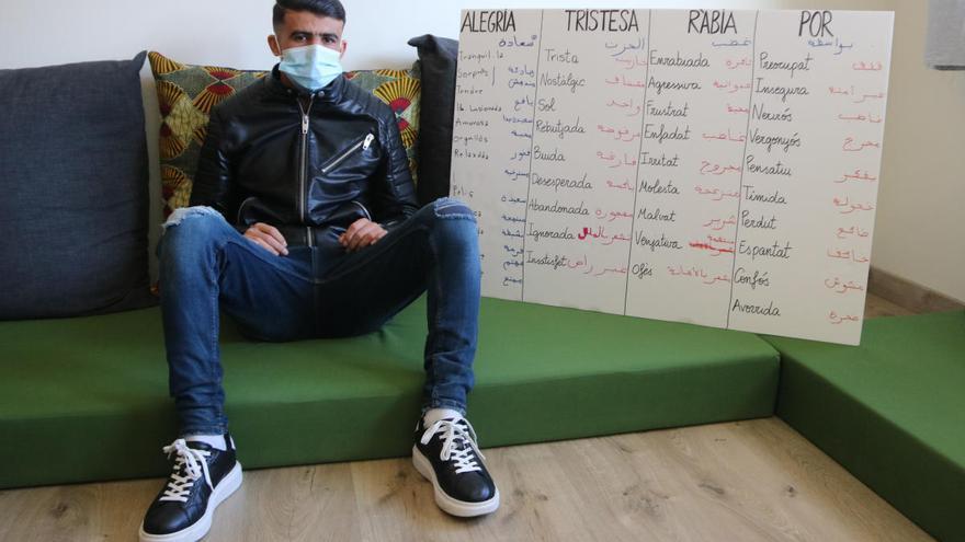 L'associació Ranura ofereix acompanyament emocional a joves migrants a l'Alt Empordà