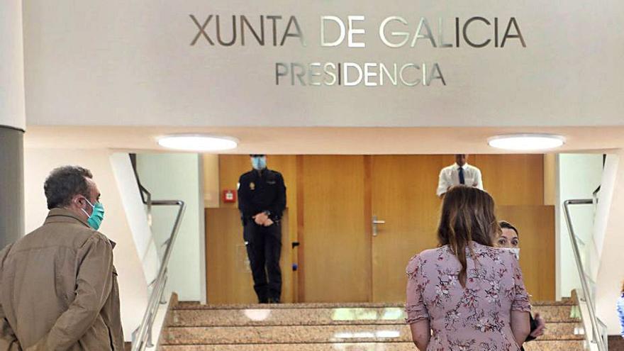 Sindicatos rechazan la fórmula de la Xunta para obligar a la movilidad de funcionarios