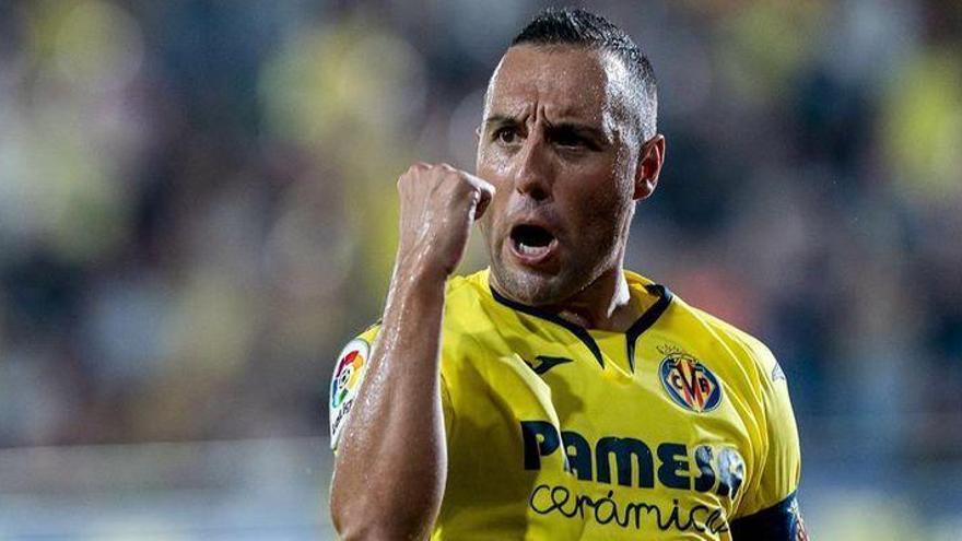Santi Cazorla, baja para el Villarreal-Atlético