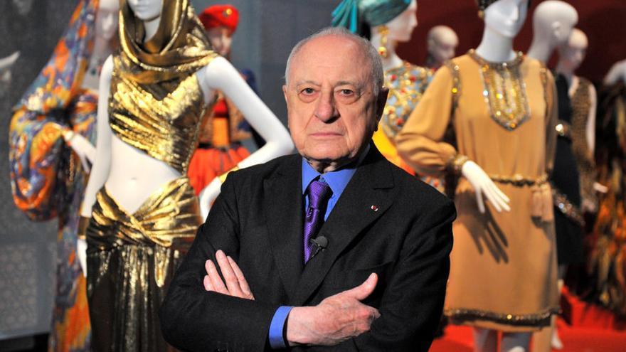 Muere Pierre Bergé, el gran amor de Yves Saint Laurent