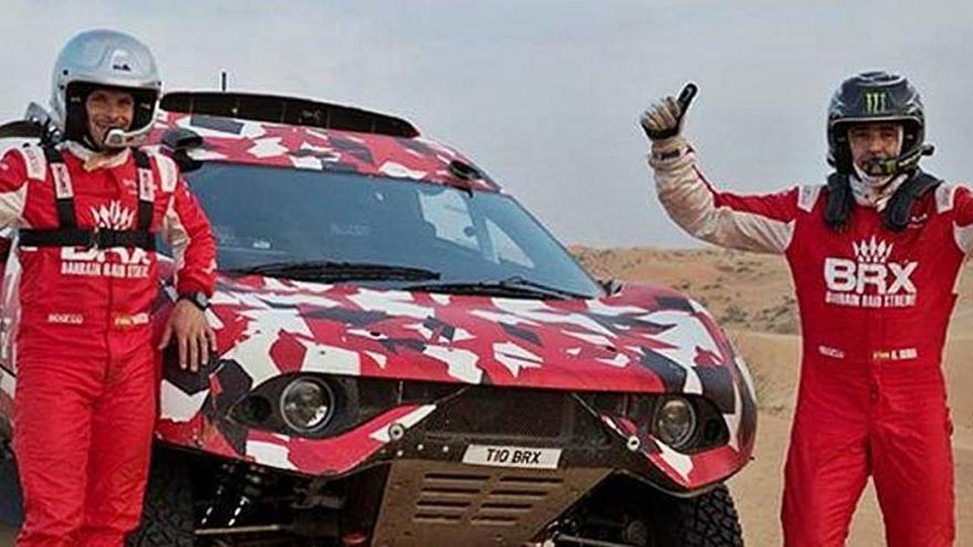 Dani Oliveras, a les portes del Dakar més ambiciós