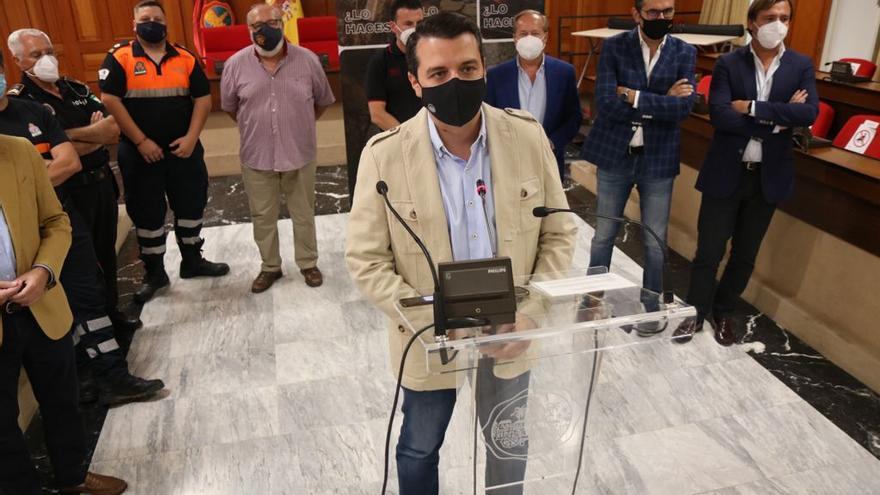 Solo 13 de los 44 núcleos poblacionales de Córdoba en zona de riesgo de incendios forestales tiene planes de autoprotección