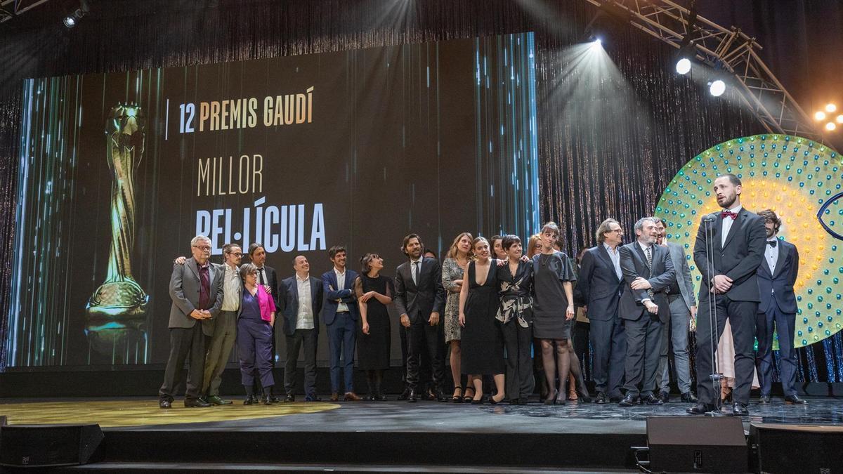 Els Premis Gaudí 2020 de l'Acadèmia de Cinema Català