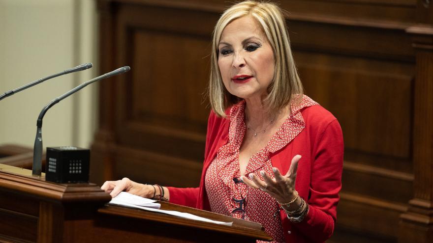 El PP pide del cese de la consejera de Derechos Sociales y tacha a Torres de vanidoso