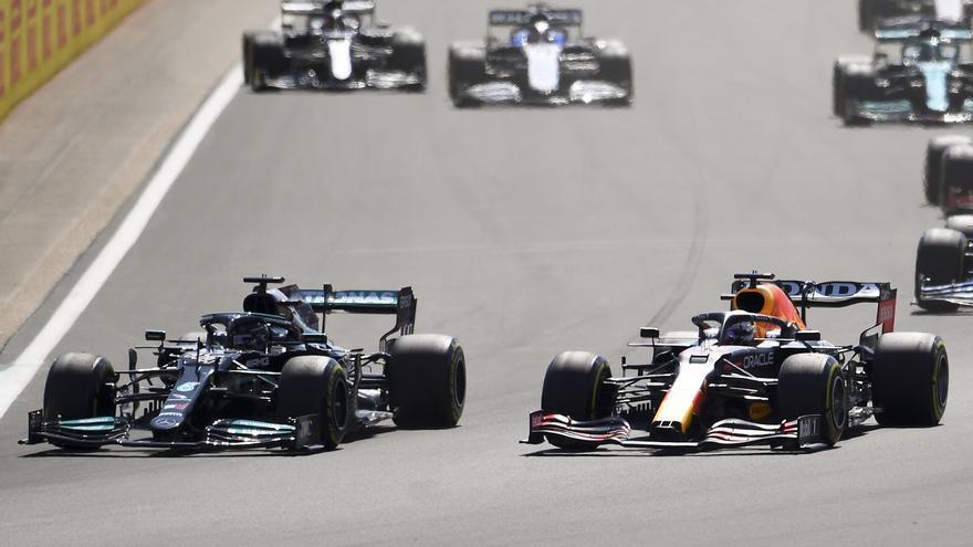 Así queda la parrilla de salida de F1 para el GP de Bélgica