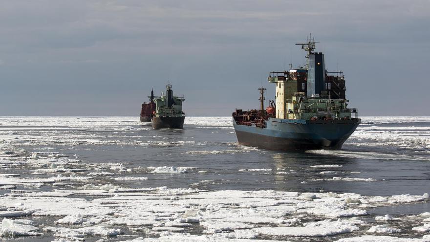 El Ártico, la gran oportunidad