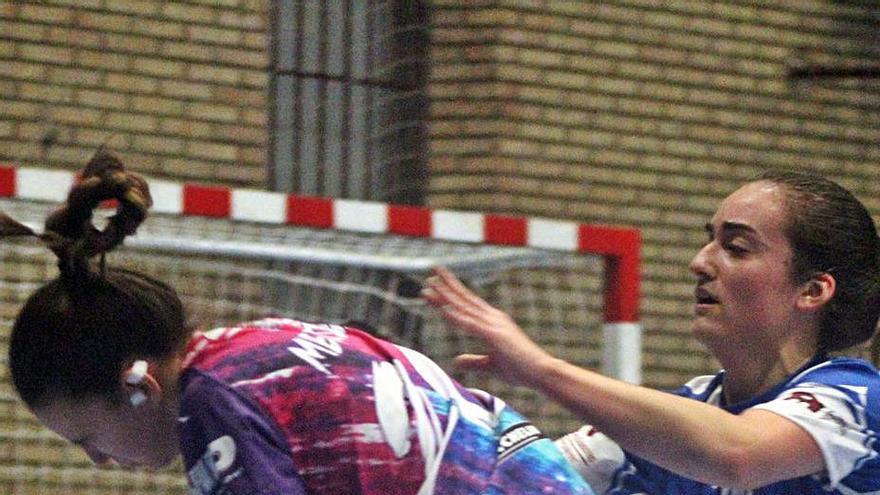 El Oviedo Femenino ya gana en Pucela