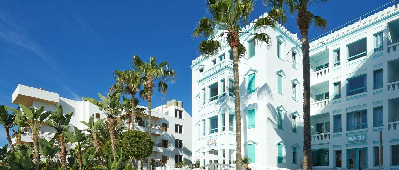 El hotel MIM Es Vivé de Ibiza