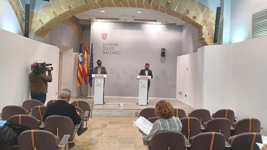 El Govern justifica la dureza de las restricciones en Ibiza por la prevalencia de la cepa británica