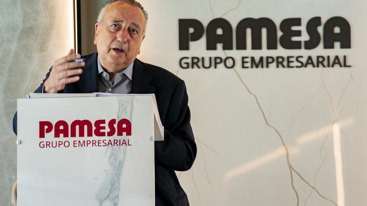 Fernando Roig, presidente del grupo Pamesa.