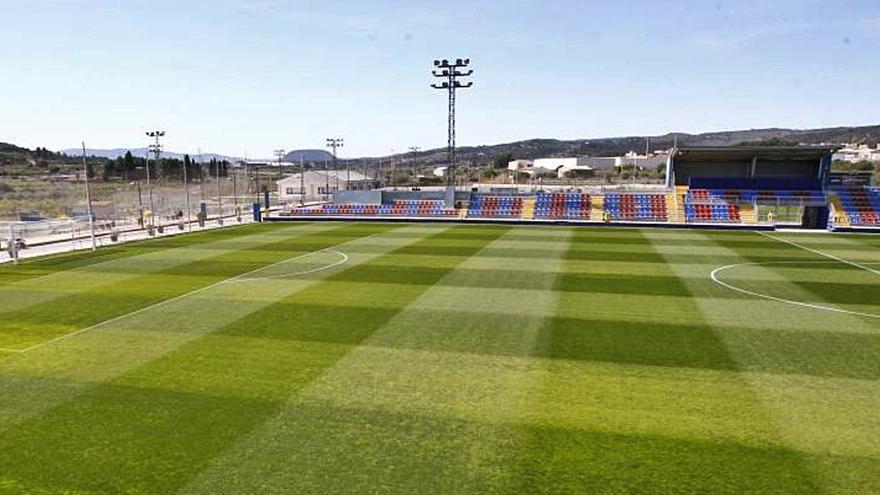 El partido de Copa ante el Buñol será en la Ciudad Deportiva del Levante