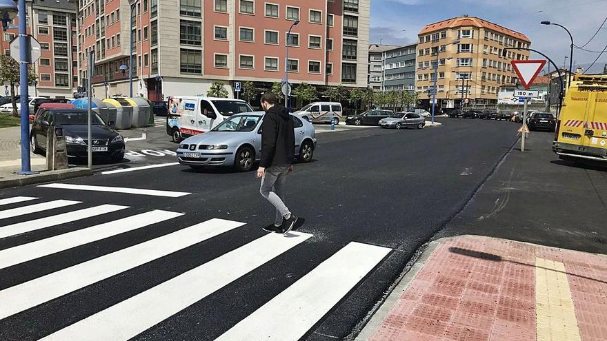 La Xunta autoriza el traspaso de un trecho de vía que pasa por O Burgo y Almeiras
