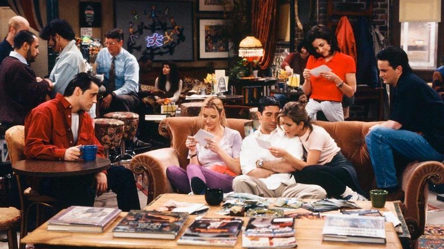 La reunión de 'Friends' ya tiene fecha