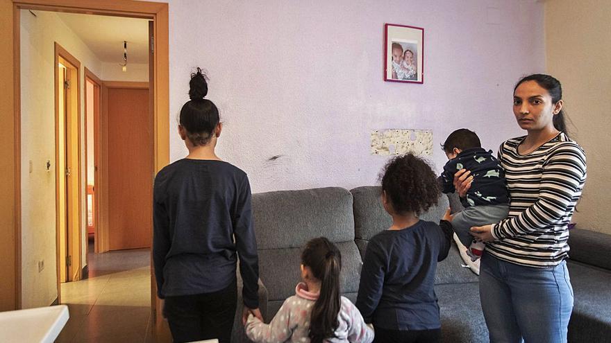 L'Ajuntament preveu el desnonament de 14 famílies més en pisos socials