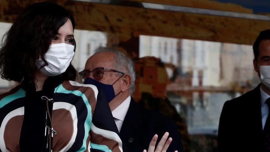 """Madrid no se siente """"vinculada"""" por las medidas sobre la Navidad"""