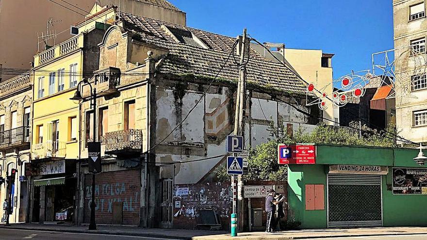 El Concello cobrará 73.000 euros por el aumento de edificabilidad en la esquina de Méndez Núñez