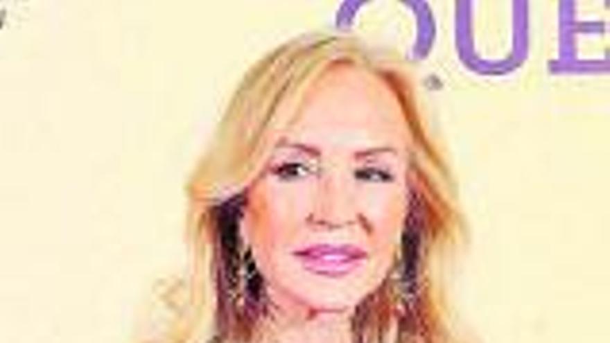 Carmen Lomana carga contra Antonia Dell'Atte