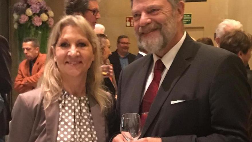 Deutscher Botschafter stattet Mallorca einen Besuch ab