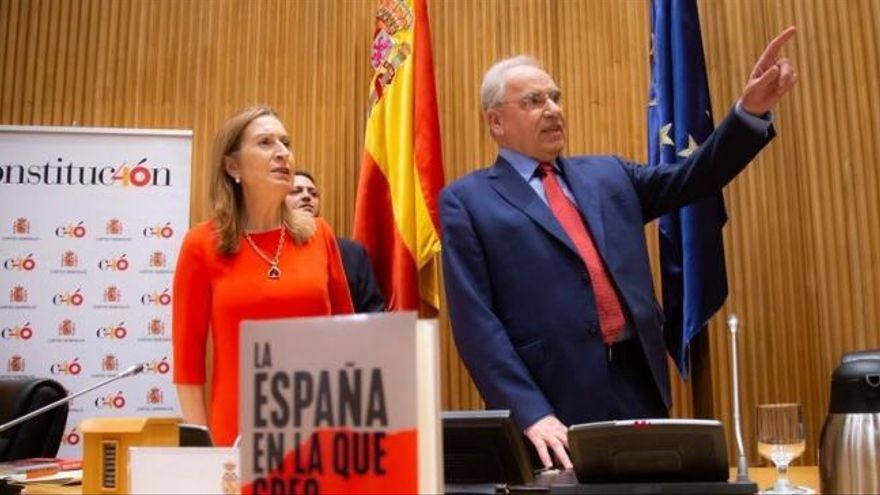 """Guerra carga contra el """"desatino"""" de negociar un relator"""