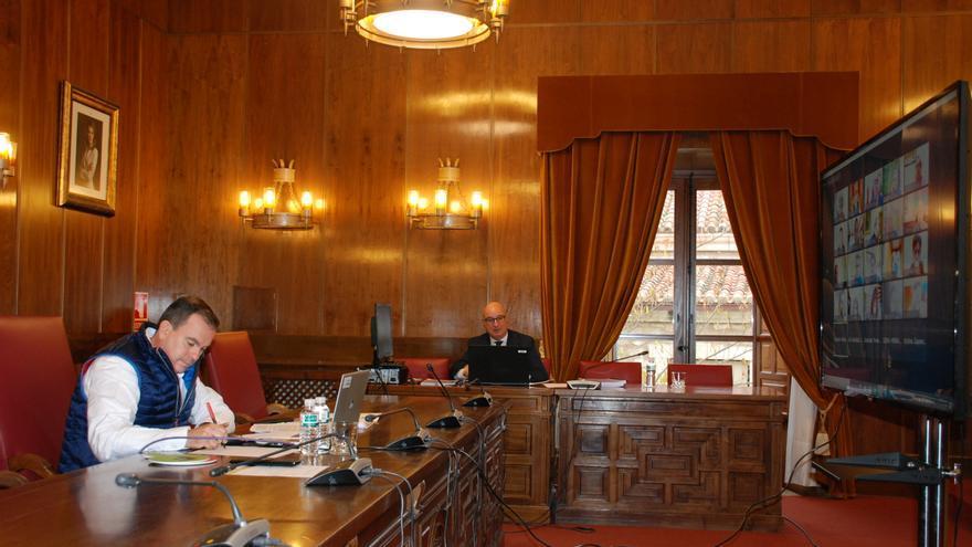 Requejo estará en el Pleno de la Diputación durante la reunión de Mañueco con alcaldes y presidentes