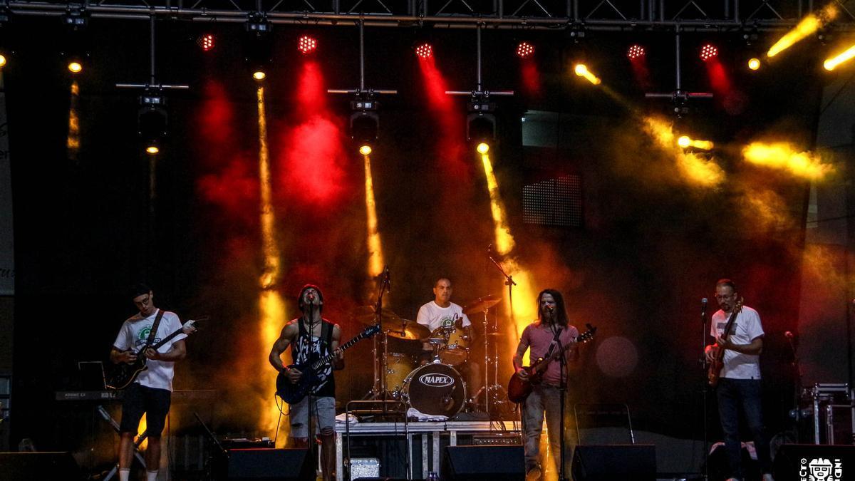 Efecto Índico será uno de los grupos que actuará hoy viernes dentro del festival concurso.