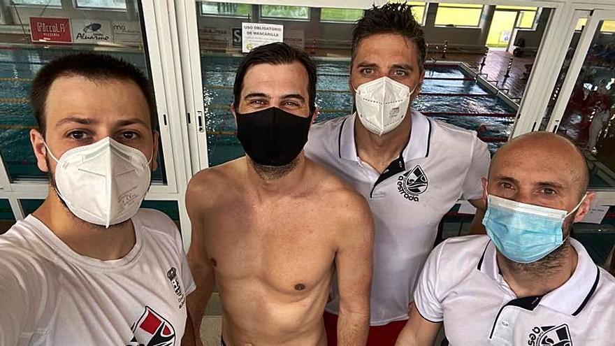 El CNS A Estrada consigue 11 preseas en el Gallego estival
