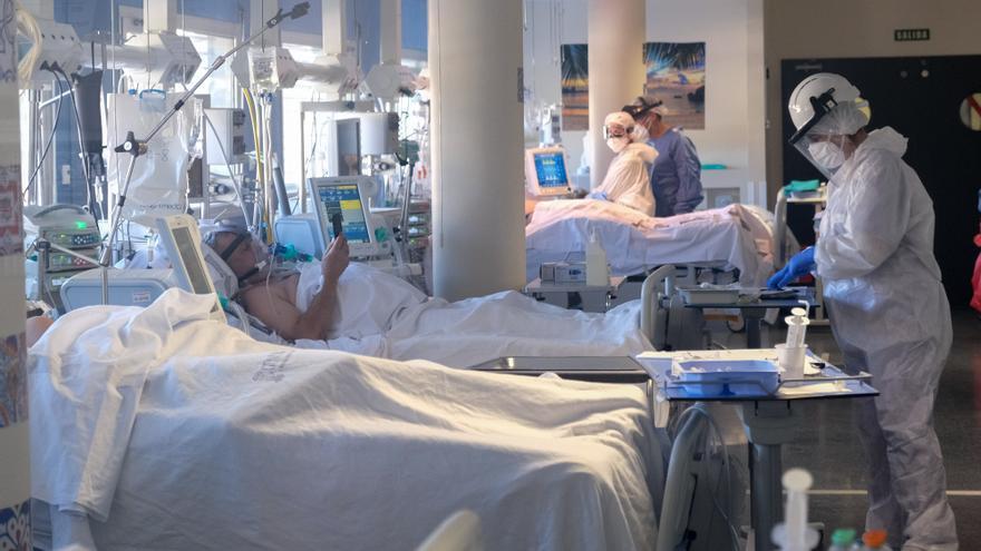 Barceló advierte que la transmisión del virus está sin control