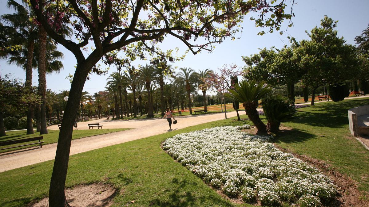 Parque Lo Morant (Alicante)
