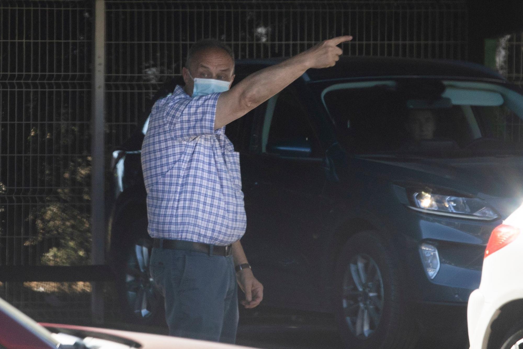 Rafael Rubio ya está fuera de la cárcel