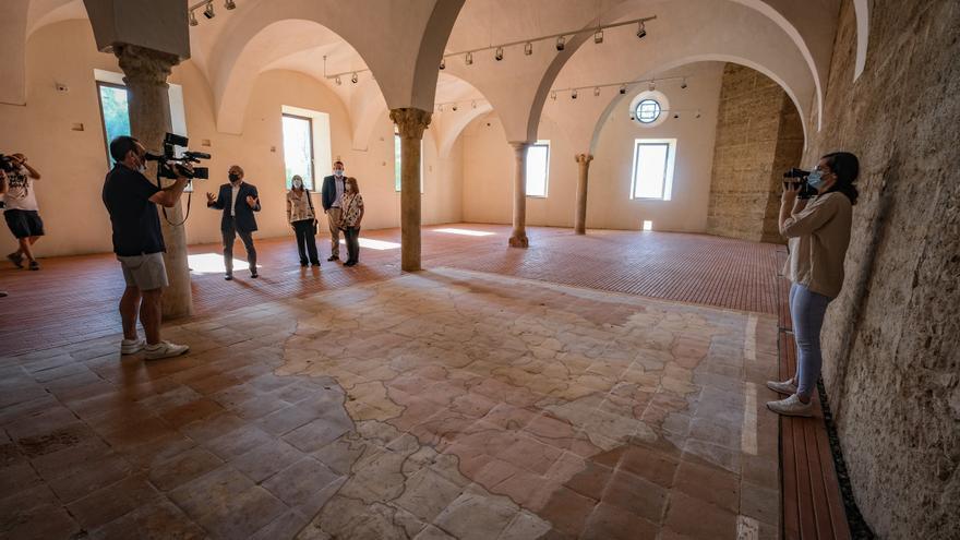 Badajoz recupera el edificio de La Galera