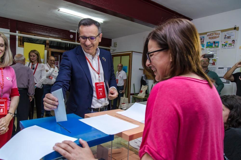 Diego Conesa (PSOE)