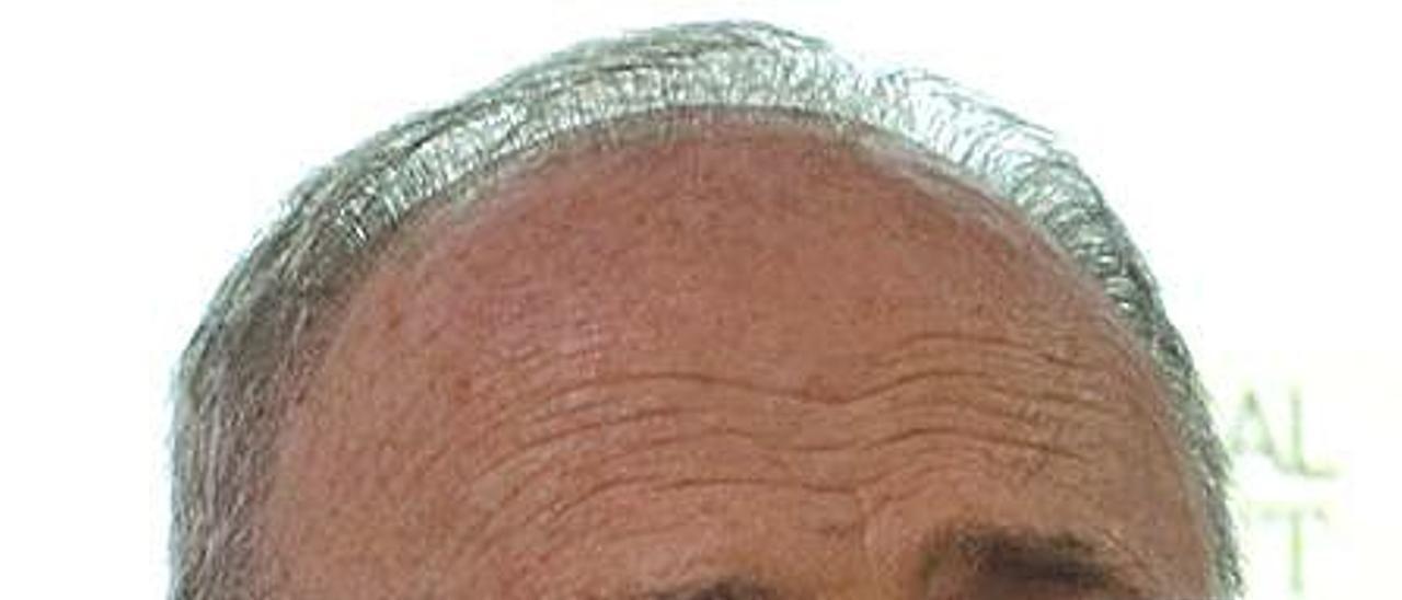 El alcalde, Francesc Salom. | VICENT M. PASTOR