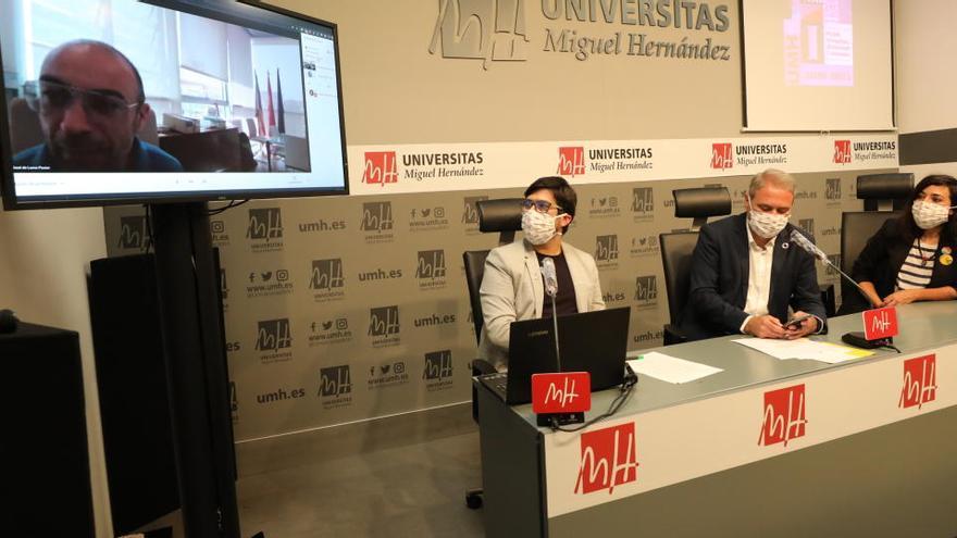 La UMH de Elche presenta el I Plan de Inclusión, Equidad y Diversidad