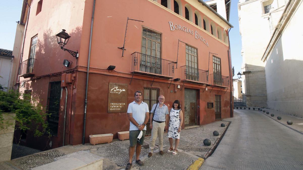 Una pareja inglesa compra la Casa Fabra de Xàtiva