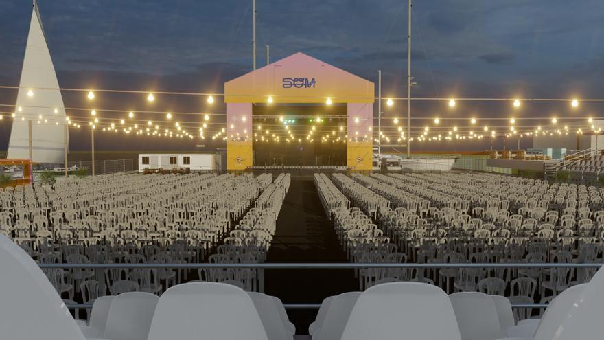 Castelló llenará de música el Grau este verano con SOM Festival