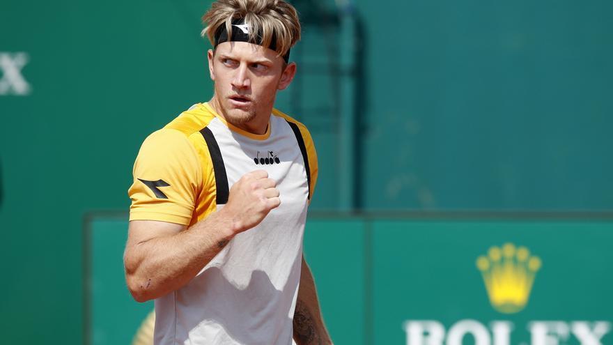 Alejandro Davidovich ya es el 35º del ranking ATP