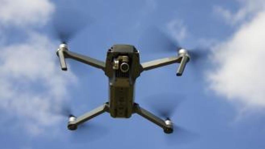 Los drones, nueva herramienta para la agricultura canaria