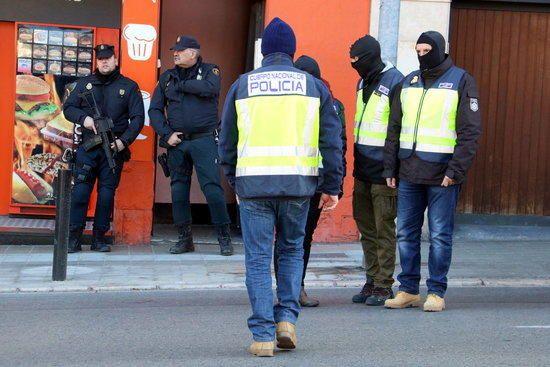 Detenció de dos acusats de pertinença a Daesh a Figueres.