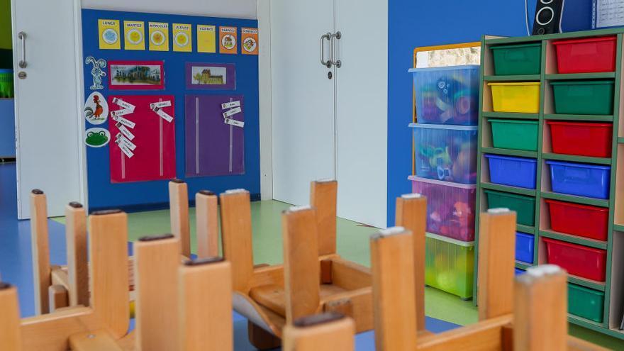 Aumentan las aulas de escolares en cuarentena