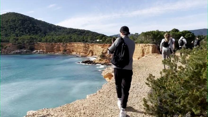 El desafío de la vuelta a Ibiza