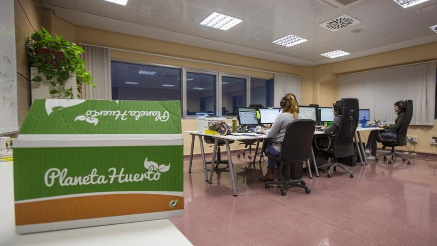 El ecommerce alicantino Planeta Huerto lanza su propia marca de productos ecológicos