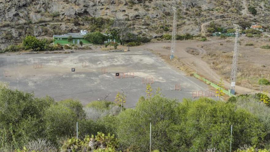 El Zardo: de presa a parque deportivo