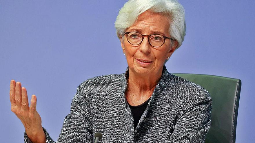 El BCE insisteix en els tipus baixos malgrat el canvi d'estratègia